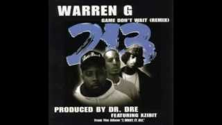 Watch Warren G Game Dont Wait video