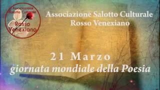 21 Marzo, giornata mondiale della Poesia