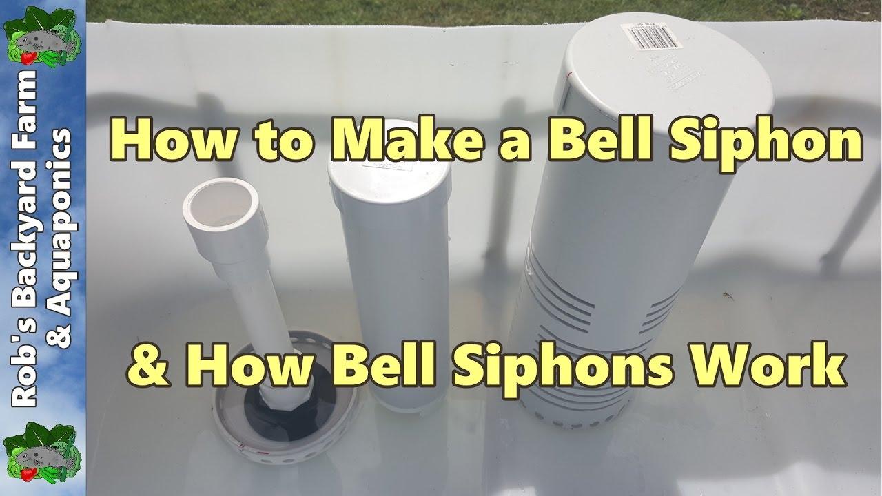 medium resolution of bell siphon dutch bucket
