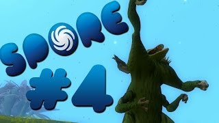 GIANT ANGRY BIRD | Spore - Part 4