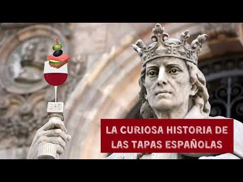 La curiosa historia de las tapas españolas