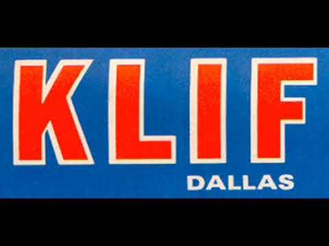 JFK-ERA RADIO -- KLIF (DALLAS, TEXAS) (JANUARY 4, 1961) (16 DAYS BEFORE JFK'S INAUGURATION)