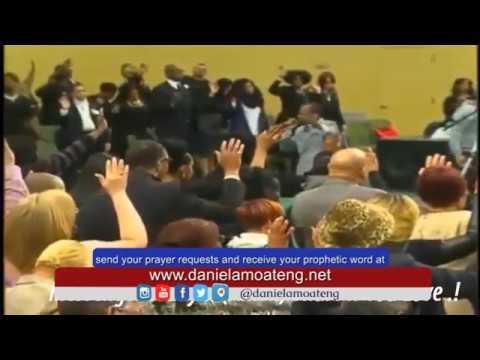 3RD SERVICE PROPHET DANIEL AMOATENG  AT DR JAMAL BRYANT EMPOWERMENT TEMPLE MARYLAND