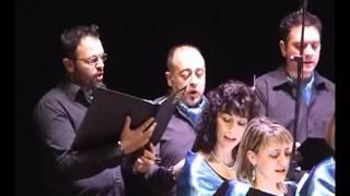 Hallelujah (di L. Cohen) - Coro Giovani Fabrianesi