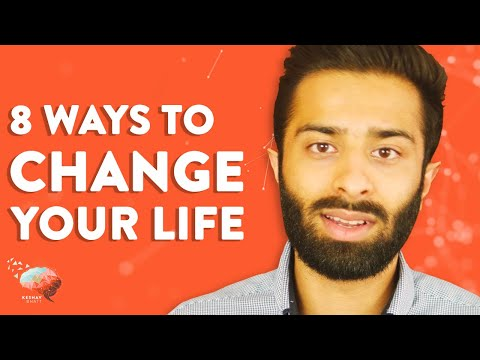 8 Ways to Change Your Life Completely in 30 Days