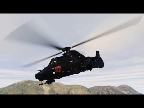 GTA Online: Akula Stealth Heli Review (Deutsch) & Tipps
