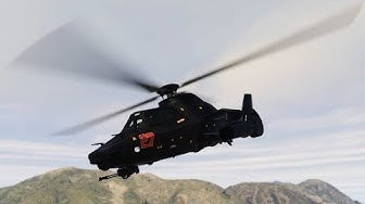 GTA Online: Akula Stealth Heli Review (Deutsch) & Tipps