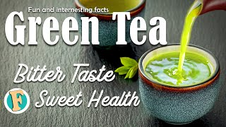 What are the health benefits of green tea? | Bitter taste but sweet for your immune system