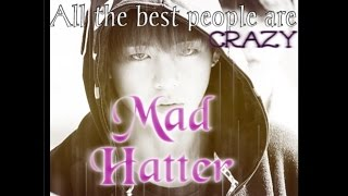 VKOOK Mad Hatter Killer Au Fmv