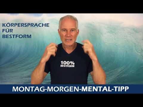 Mental Tipp Körpersprache