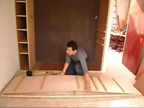 Como hacer un armario youtube - Como hacer un closet en una habitacion ...