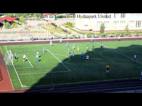 FM Vasco da Gama - Hydropark United 1st half 30.07.2017