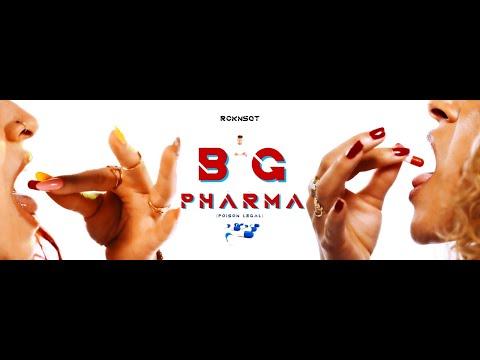 Youtube: RCKNSQT«BIG PHARMA (Poison Légal)» Clip Officiel