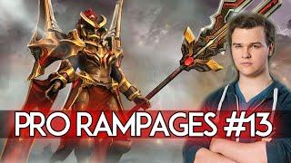 Dota 2 PRO Rampages #13