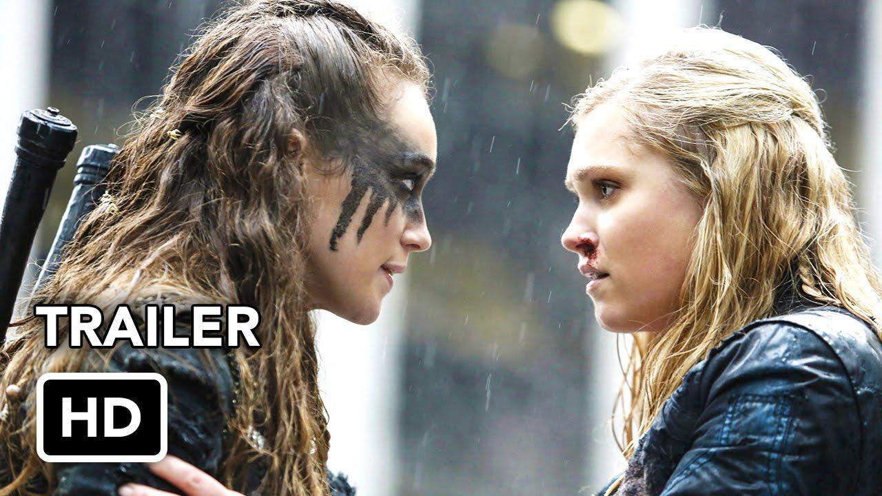 The 100 Season 3 Recap and Comic-Con Sizzle Reel (HD)