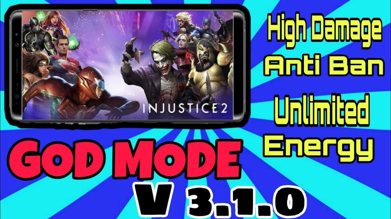 Injustice 2 Latest v 3 1 0 Mod Apk (God Mode) Free Download In Mobile