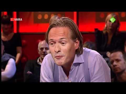 Jort Kelder vs. Pieter Storms in DWDD 14-09-2010
