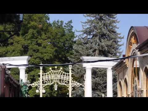 Пятигорск: наш взгляд на достопримечательности парка Цветник