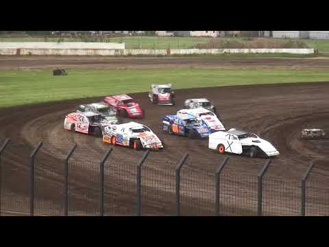 """Modified Madness"" Heats 1-2 Davenport Speedway 5/18/18"