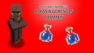 Minecraft Indonesia: Rahasia Gorengan Berformalin | Brocoli Cari Tahu #1