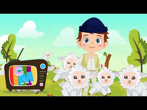 Povestea unui ciobanas – Clopotelul Magic – cantece pentru copii – Cantece pentru copii in limba romana