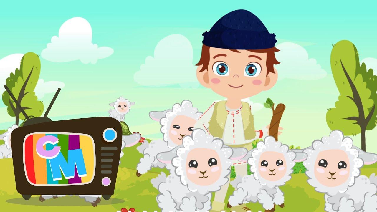Povestea unui ciobanas - Clopotelul Magic - cantece pentru copii