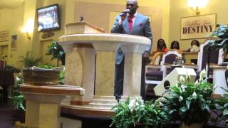 Elder Christopher Foster 5/3/13 Pt. 2 - 2013 IPYPU Region 5 Conference