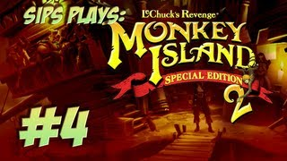 Sips Plays Monkey Island 2 (Special Edition) - Part 4