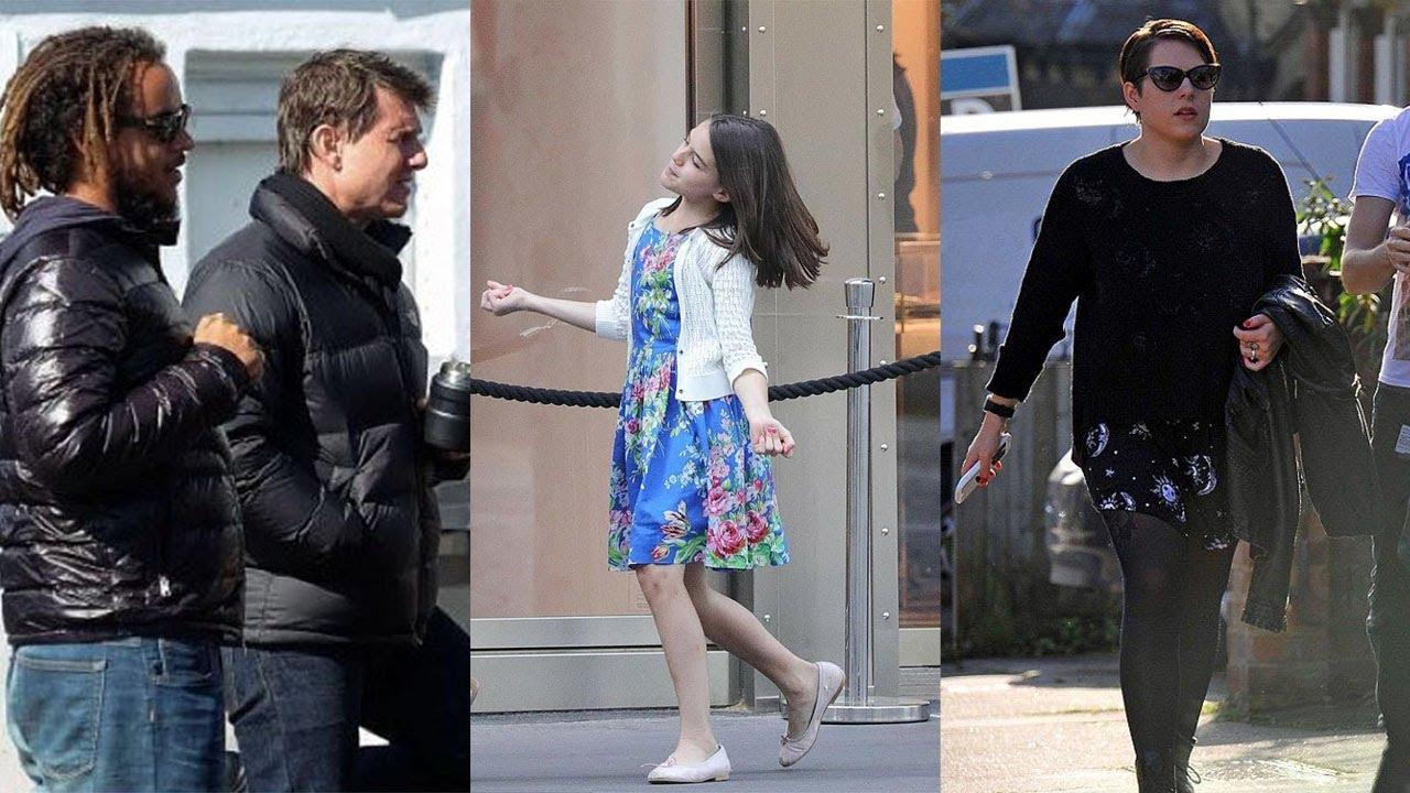 tom cruises kids 2018 daughters suri cruise amp isabella