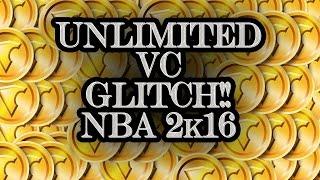 Unlimited VC GLITCH! NBA2k16 PS4 XBOXOne PC/Steam 500+ EASY Each Time