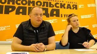 Хор Agia Demetra (дирижер Любовь Онищенко и солист Андрей Гонюков )- часть 1