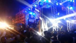 Raj07 Lallubhai shiv sena rally