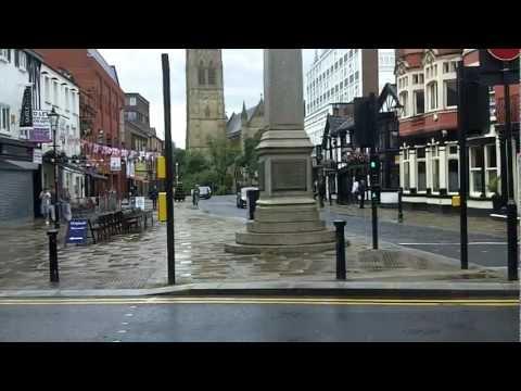 Town Centre, Bolton, Lancashire.