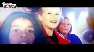 Project BOKS - Videoclip Juliette - George Ezra: Shotgun