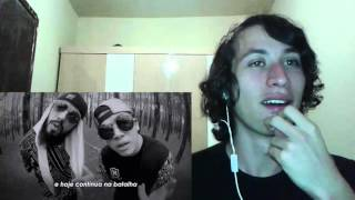 React 336 CABRA MACHO feat. Mussoumano (Whindersson Nunes)