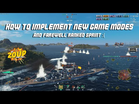 Implementing New Game Modes And Farewell Ranked Sprint