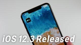 Gambar cover iOS 12.3 Released - The TV App Kinda Sucks