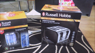 Russell Hobbs Kettle and Toast…
