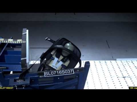 Cybex Aton Q i Size autostoeltje test ANWB 2016