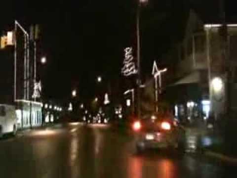 Indiana, Pennsylvania: Philadelphia Street Christmas, 2007