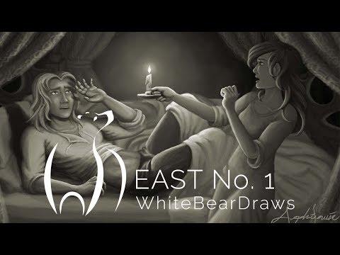 'East' Speedpaint No. 1 [Digital Painting]