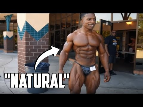 Natural Bodybuilding Has Become a JOKE!