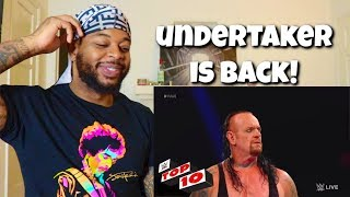 WWE Top 10 Raw Moments June 24, 2019 | Reaction