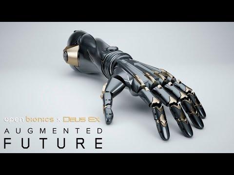Augmented Future - Open Bionics × Deus Ex × Razer