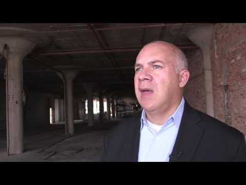 Lead Architect Gordon Gill on the Renaissance District