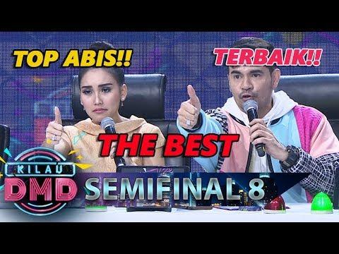 SPEECHLESS! Abdi Asal Makassar Buat Ayu Ting Ting & Beniqno Takjub! - Semifinal Kilau DMD (3/5)