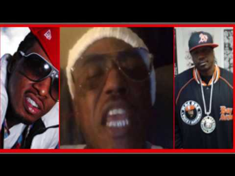 YUKMOUTH On MESSY MARV Going To J DIGGS Hood And Hopping Out