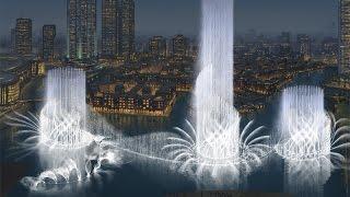 Dubai Part #2 - Burj Khalifa and dancing fountain show