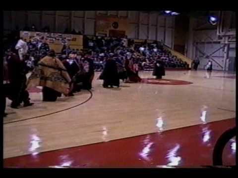 Athabaskan - Sitka dancers Feb 2000.wmv