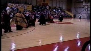 Athabaskan - Sitka dancers Feb 2000.wmv